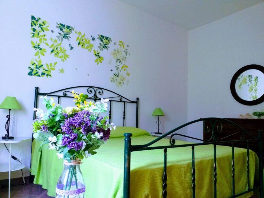 camera matrimoniale green ad Acri
