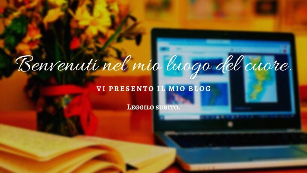 il mio blog