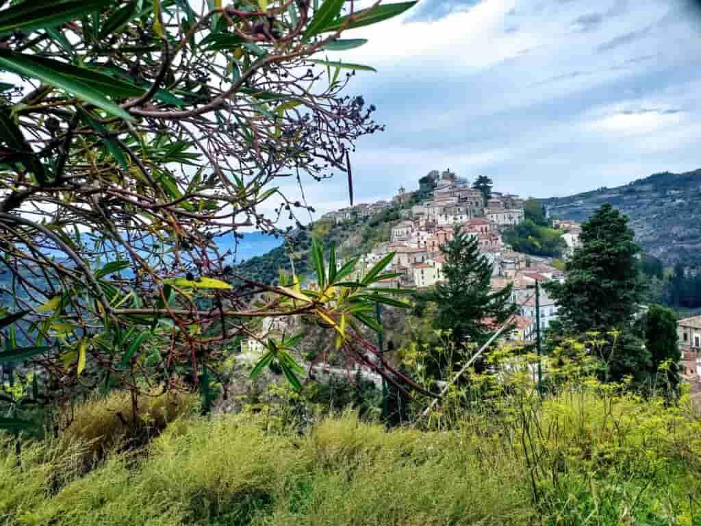 Il Borgo di Acri è Padia