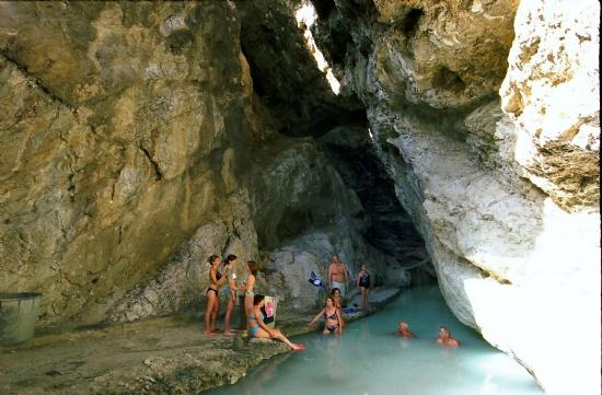 Grotte delle ninfee di Cerchiara