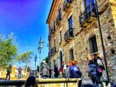 Visita Palazzo Padula ad Acri