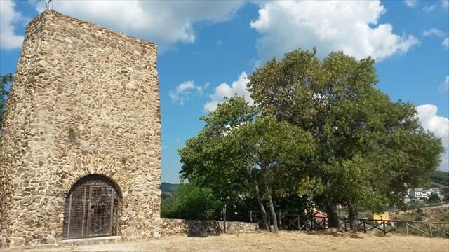 Storia di Acri-Il castello